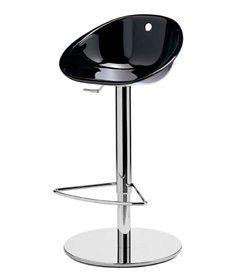Stolička čierna Pedrali GLISS 970