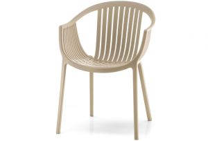 Pedrali TATAMI stolička piesková