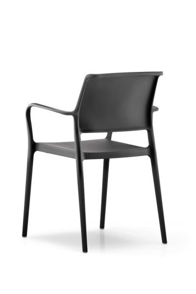 ARA stolička čierna Pedrali