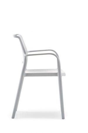 ARA stolička biela - Pedrali