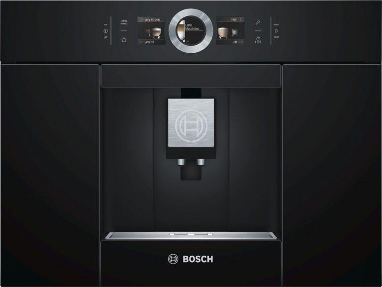 Zabudovateľný kávovar BOSCH CTL636EB1 - outlet