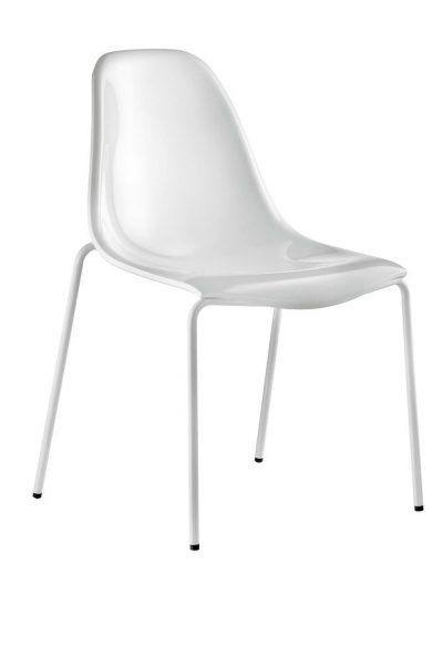 Pedrali DAY DREAM stolička biela