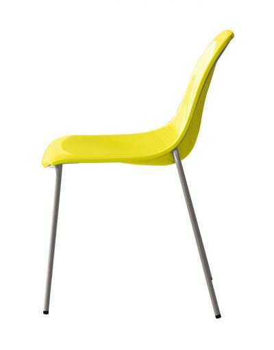 DAY DREAM stolička žltá PEDRALI