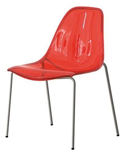 DAY DREAM stolička červená PEDRALI