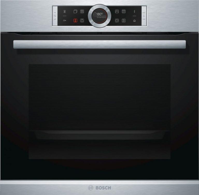 Zabudovateľná rúra na pečenie s pridanou parou - HRG635BS1