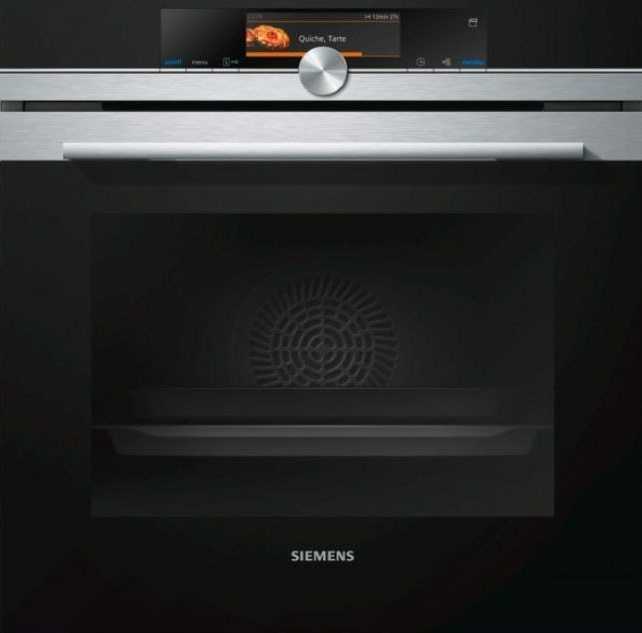 Zabudovateľná rúra na pečenie Siemens HB 675G0S1
