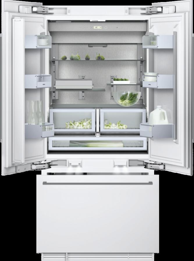 Gaggenau - kombinácia chladnička-mraznička Vario 400