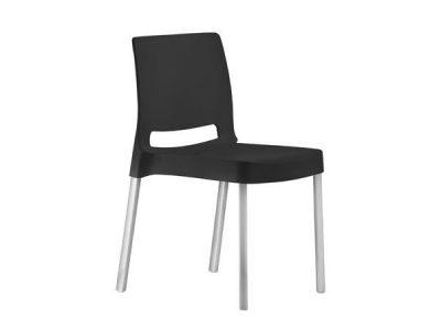 Stolička čierna Pedrali JOI 870