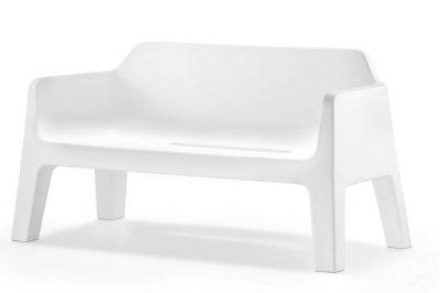 Pedrali PLUS AIR sedačka biela