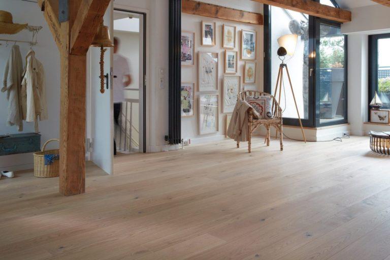 Casapark 221, Dub kartáčovaný, Farina Drevená podlaha