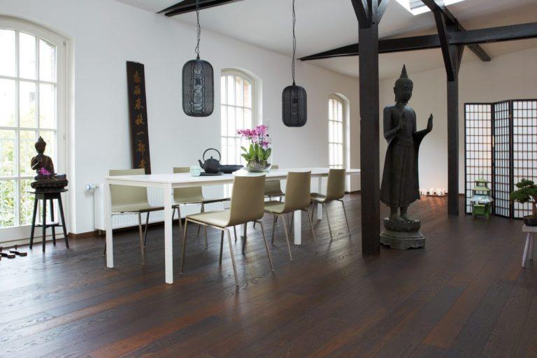 Casapark 139, Parený dub Drevená podlaha