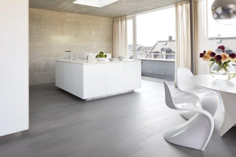 Trendpark Flow Edition, Jaseň, Grigio Drevená podlaha