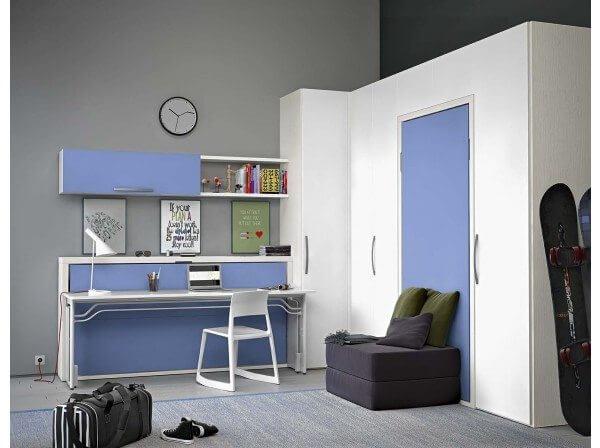 5c0087e23fff Multifunkčné detské postele s písacím stolíkom Dynamic Night  1 – Clever