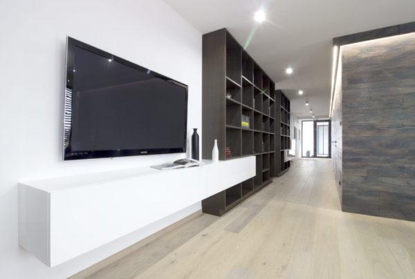 Návrh a realizácia interiéru rodinného domu v meste Prešov.
