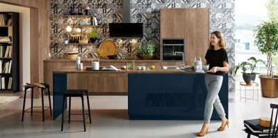 Schüller Cremona dubová drevená kuchyňa - K dispozícii je 3 úžasné synchrónne dubové efekty s UV lakom.