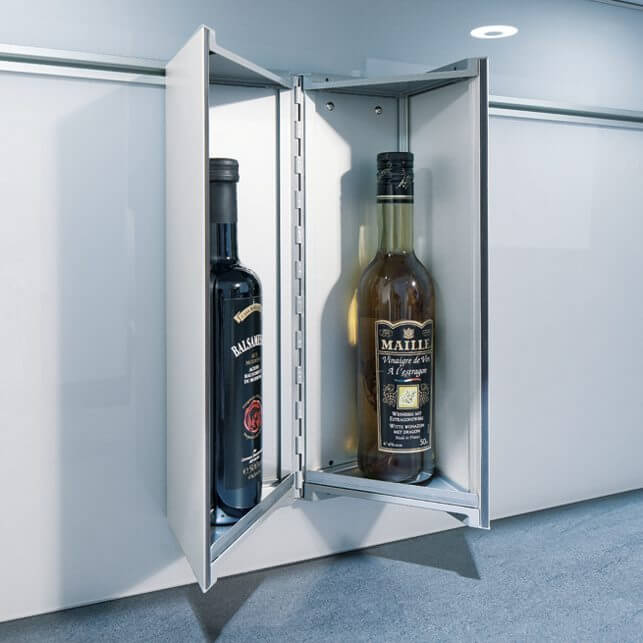 Next Cube držiak na fľašu uzatvaratelný