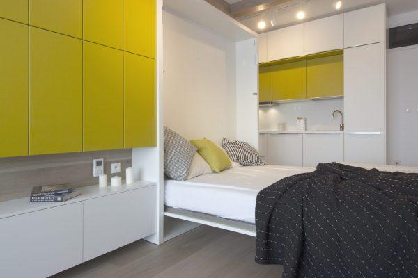 Apartman inspire design postel