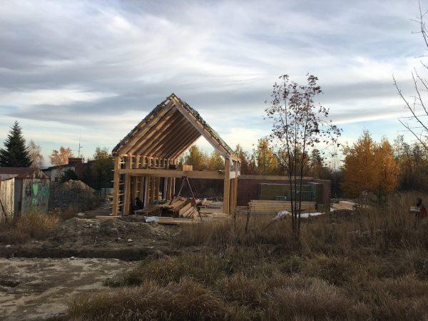 Dreveny dom pod tatrami