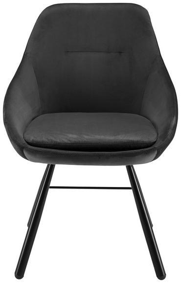 Pohodlná kuchynská stolička | zamat | viac farieb