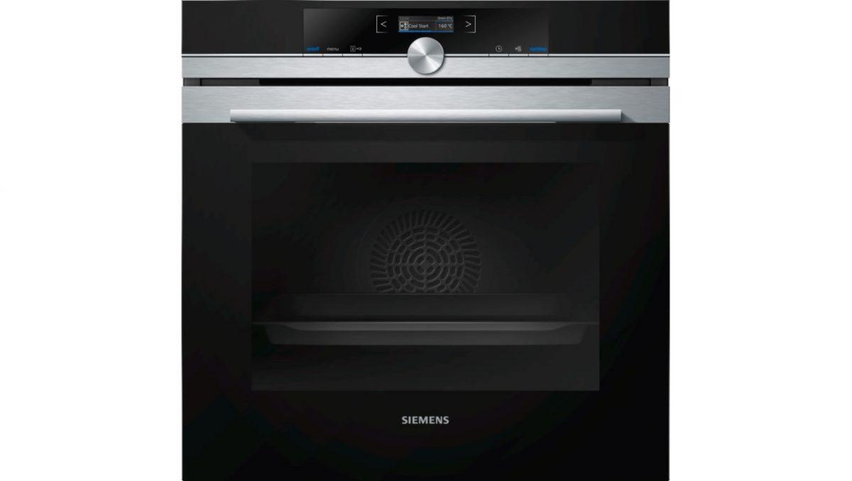 Vstavaná rúra na pečenie Siemens HB674GBS1