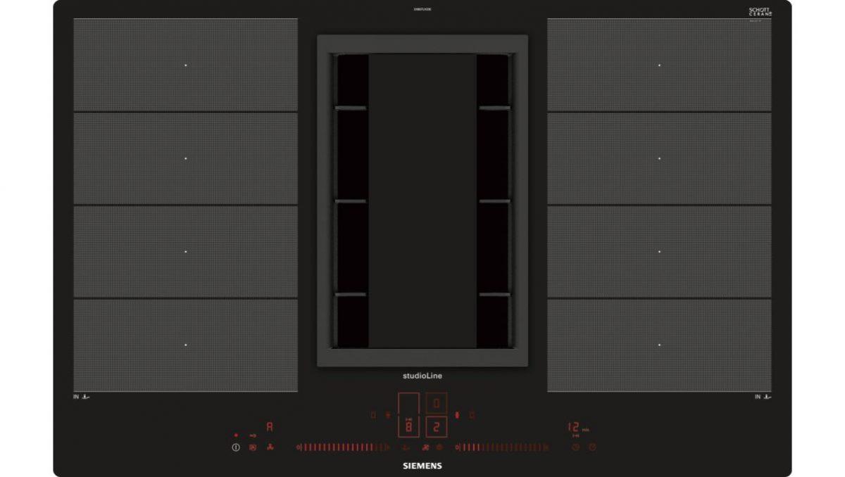 Nič sa neprevarí:cookingSensor Plus Varný senzor cookingSensor Plus reguluje teplotu varnej zóny tak, aby sa všetko perfektne uvarilo, a nič nevykypelo. Funguje bez dozoru, bez zmeny natavenia - a šetrí energiu.