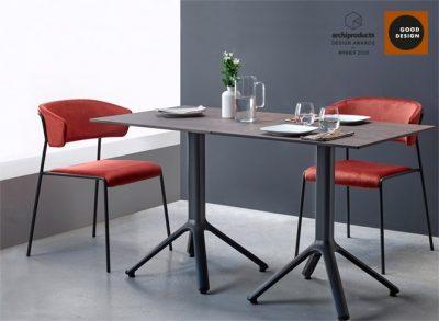 Stolička LISA s podrúčkami | Scab Design