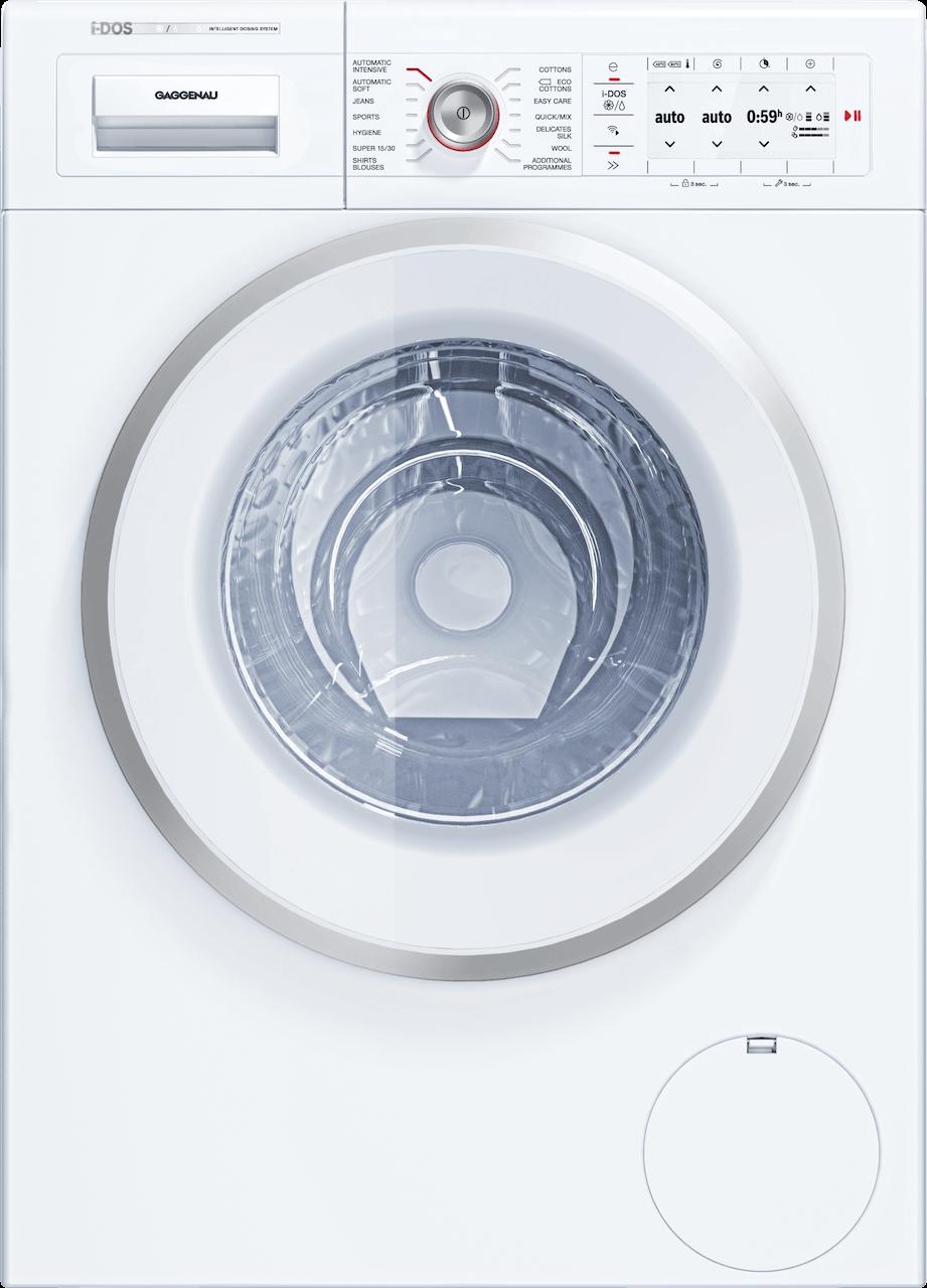 Práčka voľne stojaca, zasúvateľná alebo stohovateľná   Gaggenau WM260163 séria 200