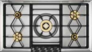 Vario plynová varná doska šírka 90 cm | Gaggenau VG29 séria 200