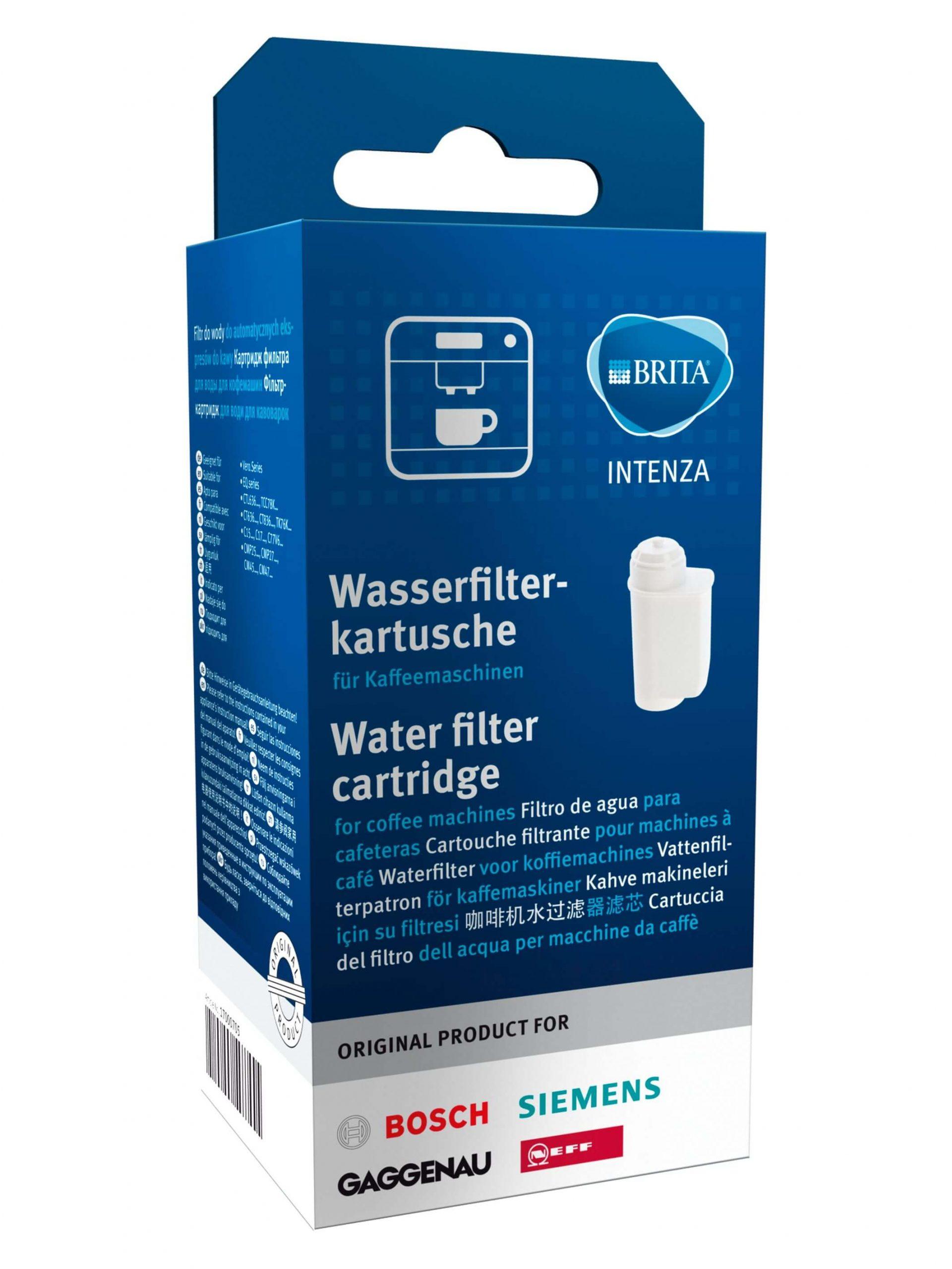 Vodný filter Brita pre kávovary