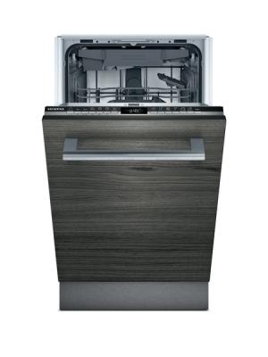 Umývačka riadu 45 cm plne zabudovateľná | Siemens | SR63HX76ME