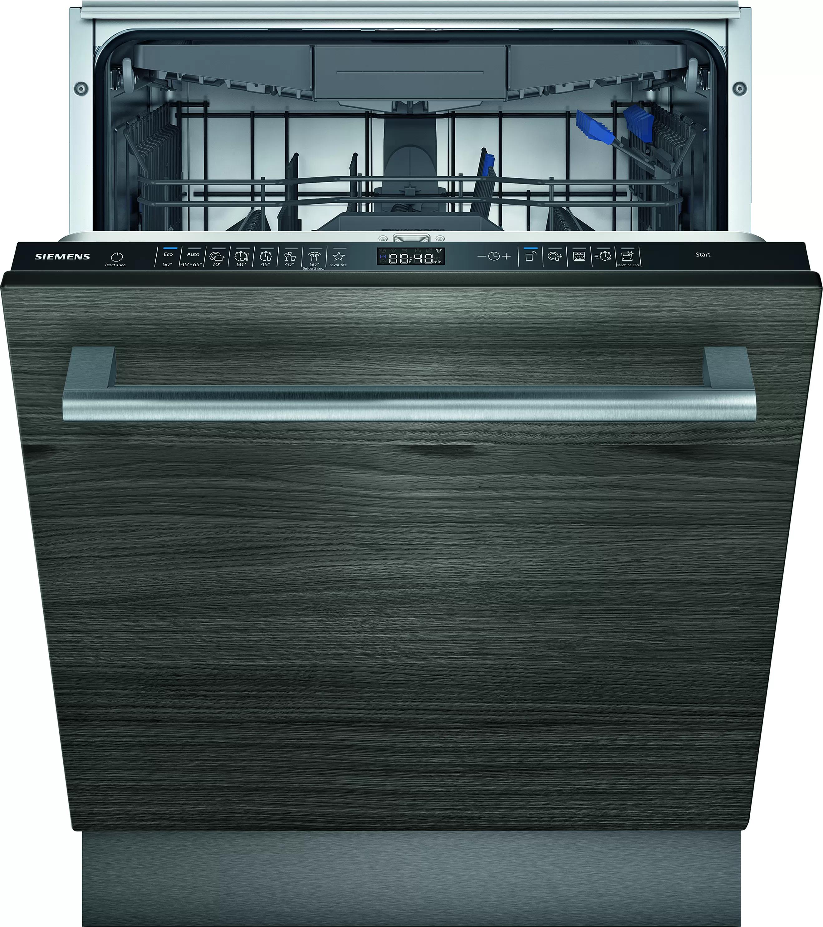 Umývačka riadu 60 cm plne zabudovateľná | SN65ZX54CE