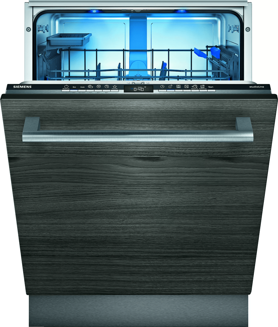Umývačka riadu 60 cm plne zabudovateľná | Siemens | SX63E800BE