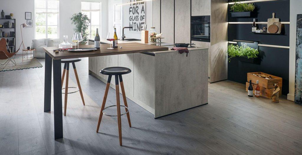 Kuchyňa ELBA - Kuchyňa a vináreň v jednom