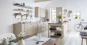 Kuchyňa KAMBIA - Moderná vidiecka kuchyňa | Schuller C