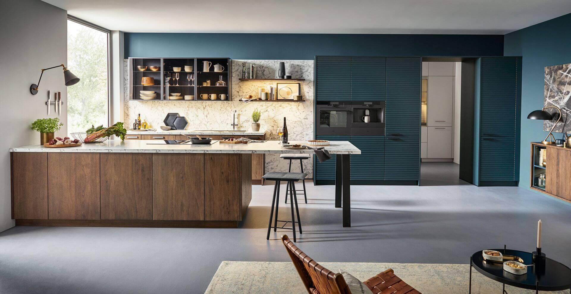 Kuchyňa ROCCA - Štýlový priestor venovaný kulinárskemu potešeniu
