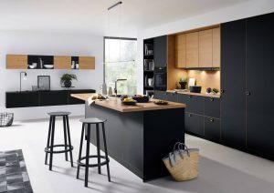 Kuchyňa STRATO MAT - protiklady sa priťahujú | Schuller C