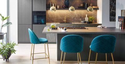 Kuchyňa TARGA - súčasťou obytného priestoru | Schuller C